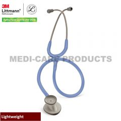 3M Littmann Lightweight II S.E. Stethoscope, Ceil Blue Tube 2454