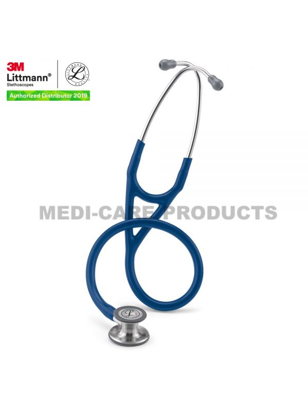 3M Littmann Cardiology IV Stethoscope, Navy Blue Tube, 6154