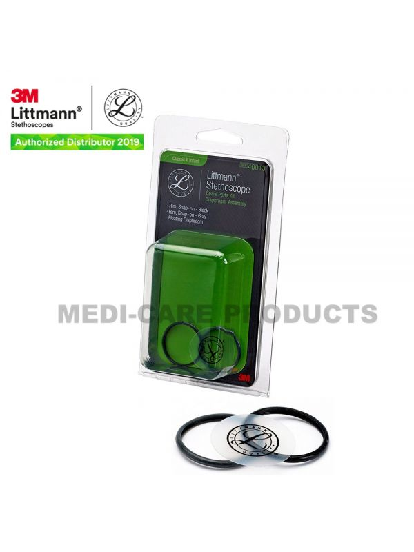 3M Littmann Stethoscope Spare Parts Kit, Classic II Infant Assembly, 40013
