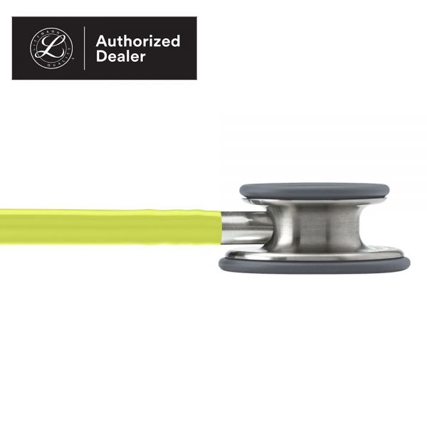 3M Littmann Classic III Stethoscope, Lemon-Lime Tube, 5839
