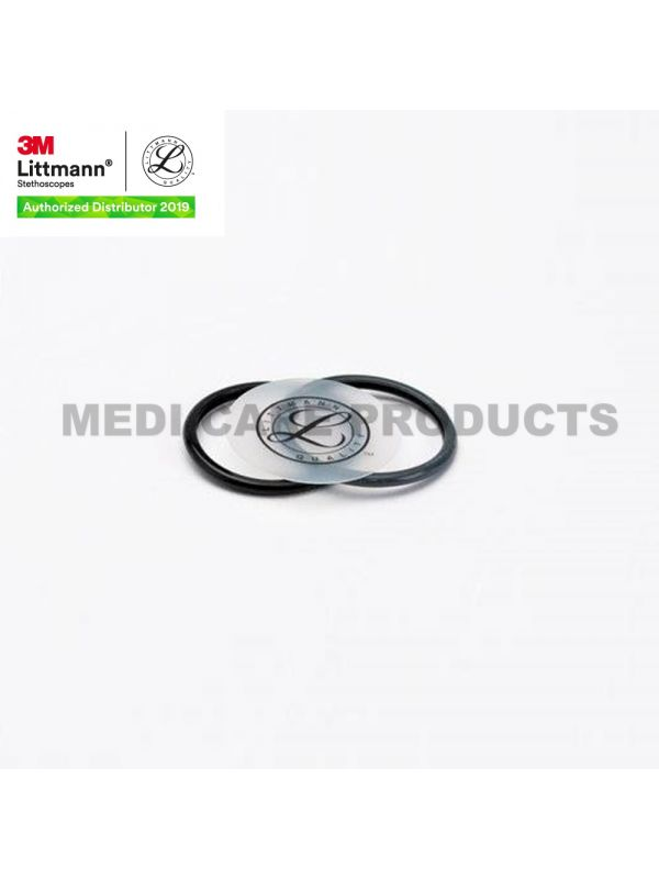 3M™ Littmann® Stethoscope SparePart Kit Classic II Pediatric Black and Gray K40012